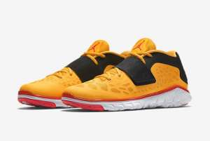 "Jordan Flight Flex Trainer 2 新配色""Laser Orange""【今日信"